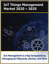 Internet of Things Management by Solution, Deployment Mode, Sector, and Industry Vertical 2020 - 2025