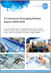 E-Commerce Packaging Market Report 2020-2030: Forecasts by Material (Plastic, Corrugated Board, Paper, Others), Application and Geography, plus Profiles of Leading Companies