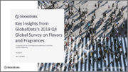 Global Survey on Flavors and Fragrances - Key Insights from Q4 2019 Survey
