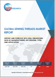 Global Sewing Threads Market Report, History and Forecast 2015-2026, Breakdown Data by Manufacturers, Key Regions, Types and Application