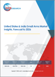 United States & India Small Arms Market Insights, Forecast to 2026