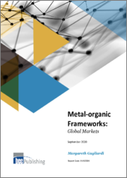 Metal-organic Frameworks: Global Markets