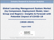 Global Learning Management System Market (by Component, Deployment Model, User-Group and Region): Insights & Forecast with Potential Impact of COVID-19 (2020-2024)
