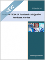 France COVID-19 Pandemic Mitigation Products (COVID-19 Drugs Market, COVID-19 Vaccine Market, PPE, Self-collection Swabs, COVID-19 AI, Personal Protection Gear, Teleradiology, Eye Protection, and More) Market to 2024