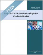 Italy COVID-19 Pandemic Mitigation Products (COVID-19 Drugs Market, COVID-19 Vaccine Market, PPE, Self-collection Swabs, COVID-19 AI, Personal Protection Gear, Teleradiology, Eye Protection, and More) Market to 2024
