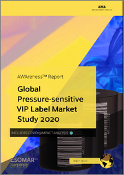 Global Pressure-sensitive VIP Label Market Study 2020