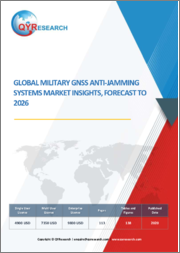 Global Military GNSS Anti-Jamming Systems Market Insights, Forecast to 2026