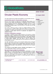 Circular Plastic Economy - Thematic Research