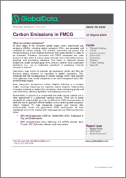 Carbon Emissions in FMCG - Thematic Research