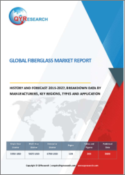 Global Fiberglass Market Report, History and Forecast 2015-2027, Breakdown Data by Manufacturers, Key Regions, Types and Application