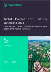 Global Planned LNG Industry Outlook to 2024 - Capacity and Capital Expenditure Outlook with Details of All Planned Terminals