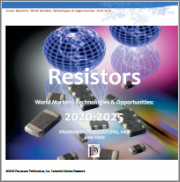 Resistors: World Markets, Technologies & Opportunities: 2020-2025