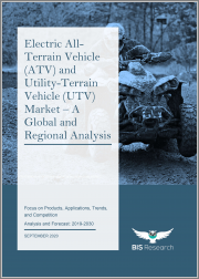 Electric All-Terrain Vehicle (ATV) and Utility-Terrain Vehicle (UTV) Market - A Global and Regional Analysis: Focus on Products, Applications, Trends, and Competition - Analysis and Forecast, 2019-2030