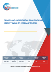 Global and Japan Ski Touring Bindings Market Insights Forecast to 2026