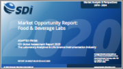 The Market for Analytical Instruments in the Food and Beverage Labs Sector