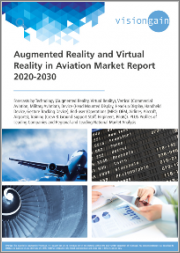 Augmented Reality and Virtual Reality in Aviation Market Report 2020-2030: Forecasts by Technology, Vertical, Device, End-user, Training, Profiles of Leading Companies, Regional/Leading National Market Analysis