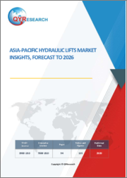 Asia-Pacific Hydraulic Lifts Market Insights, Forecast to 2026