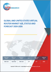 Global and United States Virtual Router Market Size, Status and Forecast 2020-2026