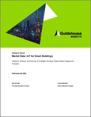 Market Data - IoT for Smart Buildings - Hardware, Software and Services for Intelligent Buildings: Global Market Analysis and Forecasts