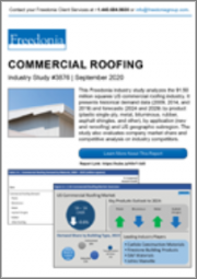 Commercial Roofing with COVID-19 Market Impact Analysis (US Market & Forecast)