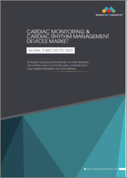 Cardiac Monitoring & Cardiac Rhythm Management Devices Market By Product CM (ECG (Holter Monitor), ILR, Event Monitor)), CRM ((Defibrillator (ICD) External (AED)), Pacemaker (CRT P, Dual Chamber Pacemaker)), End User - Global Forecast to 2025
