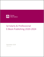 Scholarly & Professional E-Book Publishing 2020-2024