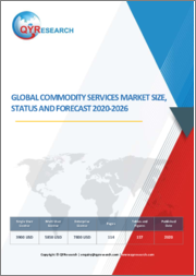 Global Commodity Services Market Size, Status and Forecast 2020-2026