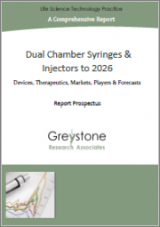 Dual Chamber Syringes & Injectors to 2026