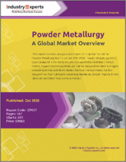 Powder Metallurgy - A Global Market Overview