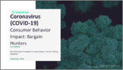 Bargain Hunters - Coronavirus (COVID-19) Impact on Consumer Behavior