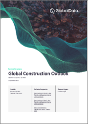 Global Construction Outlook to 2024 (Q4 2020 Update)