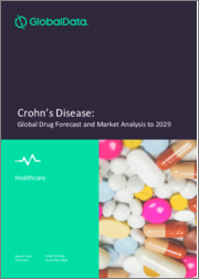 Crohn's Disease - Global Drug Forecast and Market Analysis to 2029