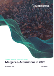 Mergers and Acquisitions in Travel and Tourism Industry in 2020 - Thematic Research