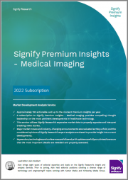 Signify Premium Insights - Medical Imaging - 2021