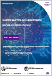 Machine Learning in Medical Imaging - Market Intelligence Service - 2021