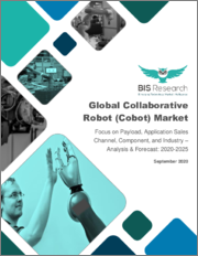 Global Collaborative Robot (Cobot) Market: Focus on Payload, Application Sales Channel, Component, and Industry - Analysis & Forecast, 2020-2025