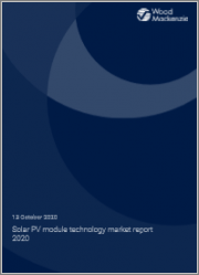 Solar PV Module Technology Market Report 2020