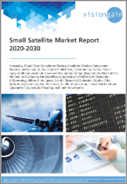 Small Satellite Market Report 2020-2030: Forecasts by Mission Type, Investor Type, by Type (NanoSatellite, MicroSatellite, MiniSatellite, PicoSatellite, FemtoSatellite), by Application, by Industry, plus Analysis of Leading Small Satellite Companies