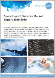 Space Launch Services Market Report 2020-2030: Forecasts by Payload Type, End-user, Service Type, Launch Vehicle Type, Profiles of Leading Space Manufacturing Companies, Regional/Leading National Market Analysis, COVID-19 Recovery Scenarios
