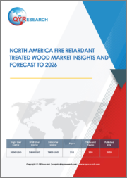 North America Fire Retardant Treated Wood Market Insights and Forecast To 2026