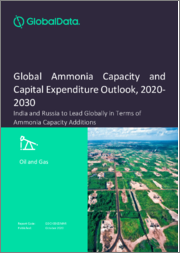 Global Ammonia Capacity and Capital Expenditure Outlook, 2020-2030 - India and Russia to Lead Globally in Terms of Ammonia Capacity Additions