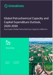 Global Petrochemical Capacity and Capital Expenditure Outlook, 2020-2030 - Asia Leads Global Petrochemical Capacity Additions