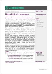 Robo-Advice in Insurance - Thematic Research