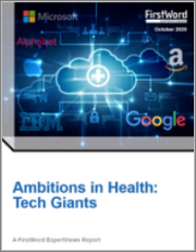 Ambitions in Health: Tech Giants 2020