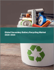 Global Secondary Battery Recycling Market 2020-2024