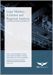 Lidar Market - A Global and Regional Analysis: Focus on Lidar Applications, Product Types, Market Competition, Emerging Opportunities, and Country Assessment - Analysis and Forecast, 2020-2025