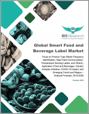 Global Smart Food & Beverage Label Market: Focus on Product Type (Radio Frequency Identification, Near Field Communication, Temperature Sensing Labels, & Others), Application (Food & Beverage), Industry Analysis & Region-Analysis Forecast, 2019-2029