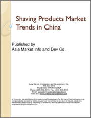 Shaving Products Market Trends in China