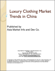 Luxury Clothing Market Trends in China