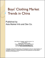 Boys' Clothing Market Trends in China
